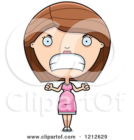 Mommy clipart cartoon #2