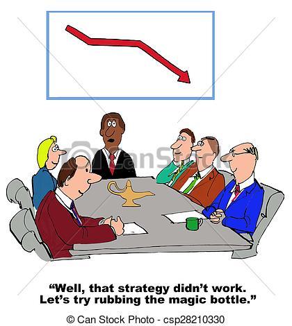 Fail clipart at work Cartoon failed Failed Strategy Business
