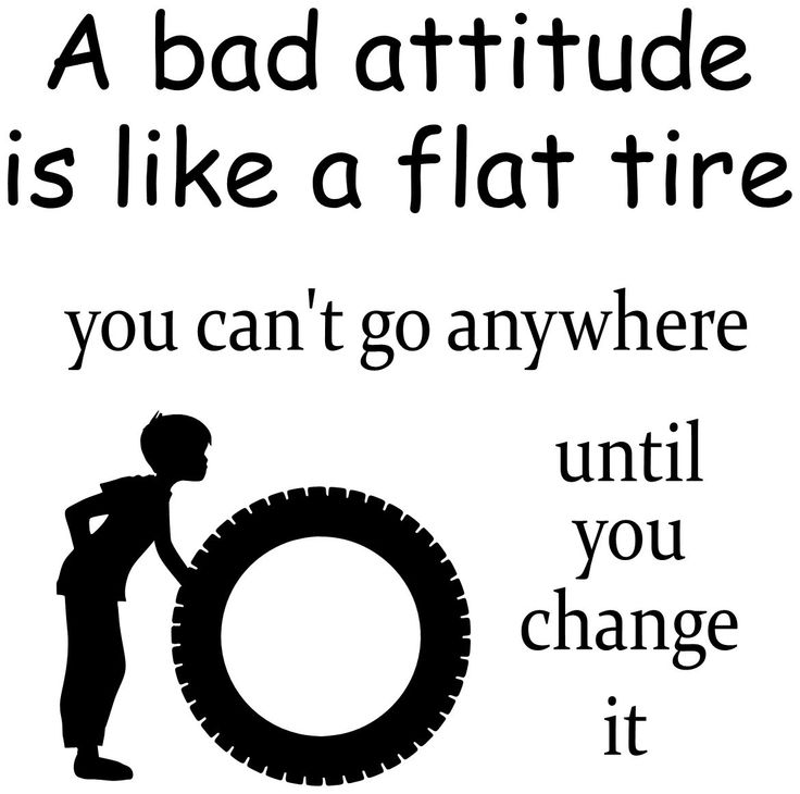 Fail clipart bad attitude Change is a Best can't