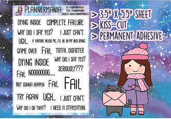 Fail clipart bad day #13