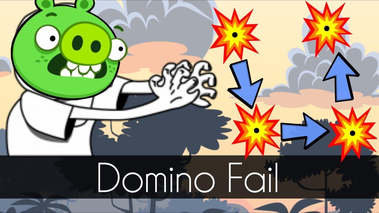 Fail clipart bad dream DOMINO Bad Piggies (Field FAIL