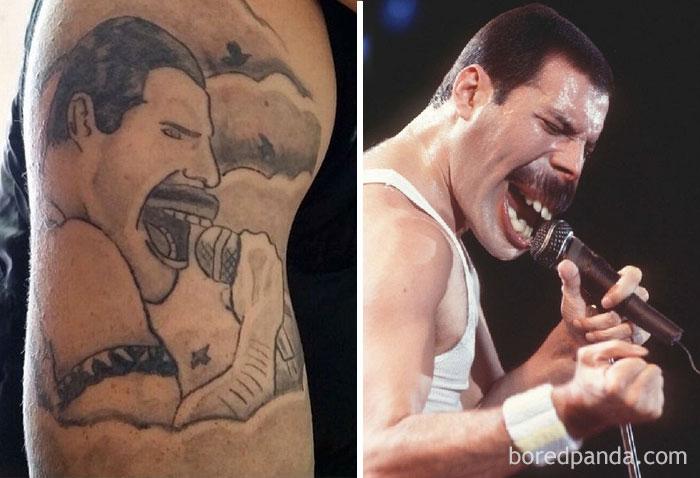 Fail clipart bad face Tattoo Mreddie Some Terrible 15+
