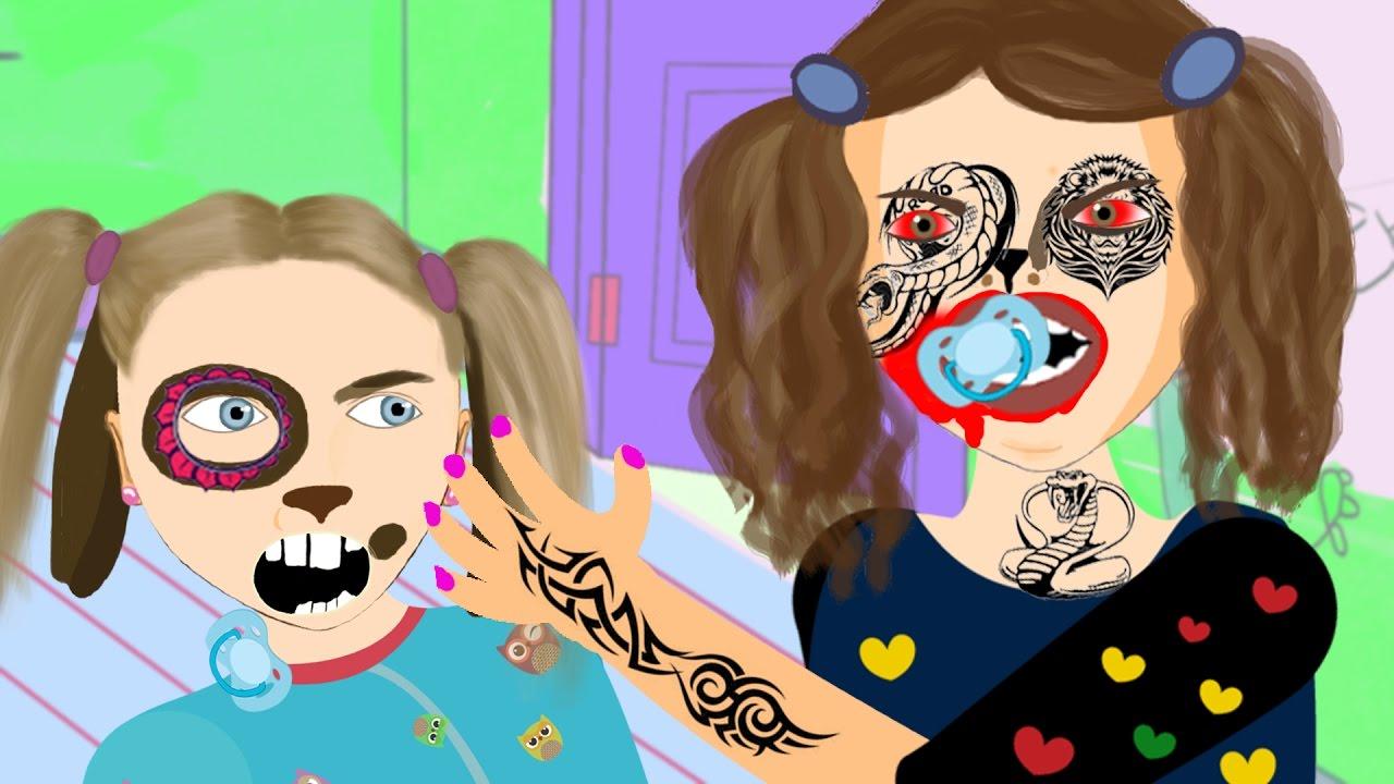 Fail clipart bad face Fail Bad Cartoon Tattoo Annabelle
