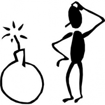 Fail clipart bad news Been taught to may Bad