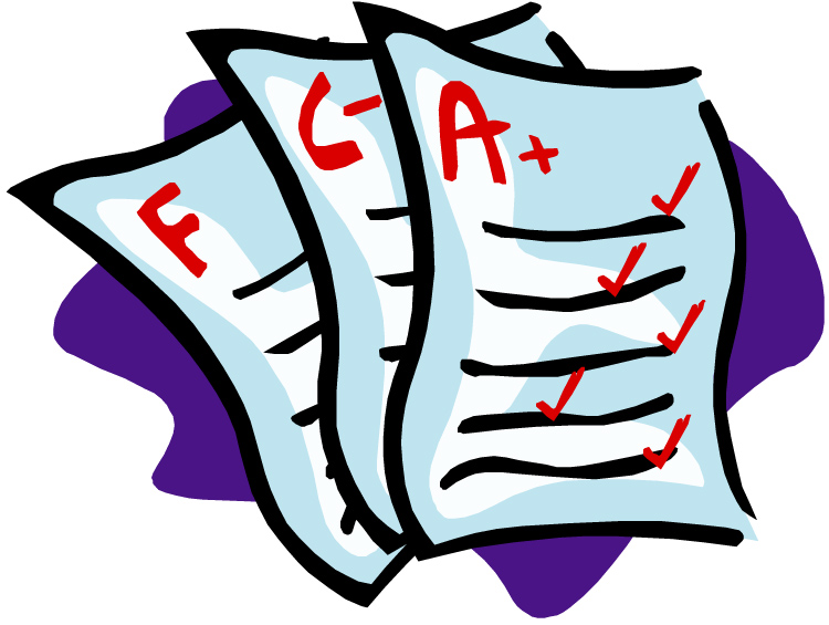 Fail clipart bad report card Report P Reporting on Greene's