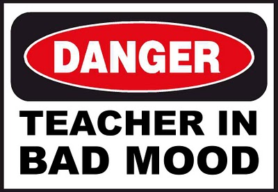 Fail clipart bad teacher Free teacher  Teacher clipart