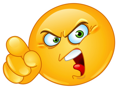 Fail clipart frustrated face Family expectations Your or Anger