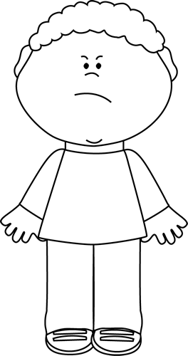 Fail clipart frustrated kid And great Boy School clipart