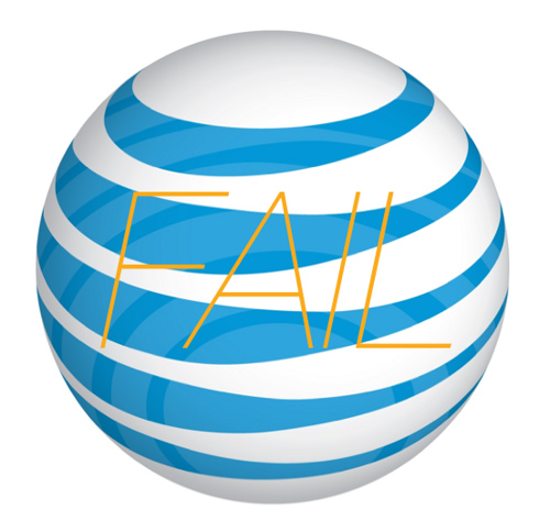 Fail clipart groan Of Fury entitled TUAW AT&T