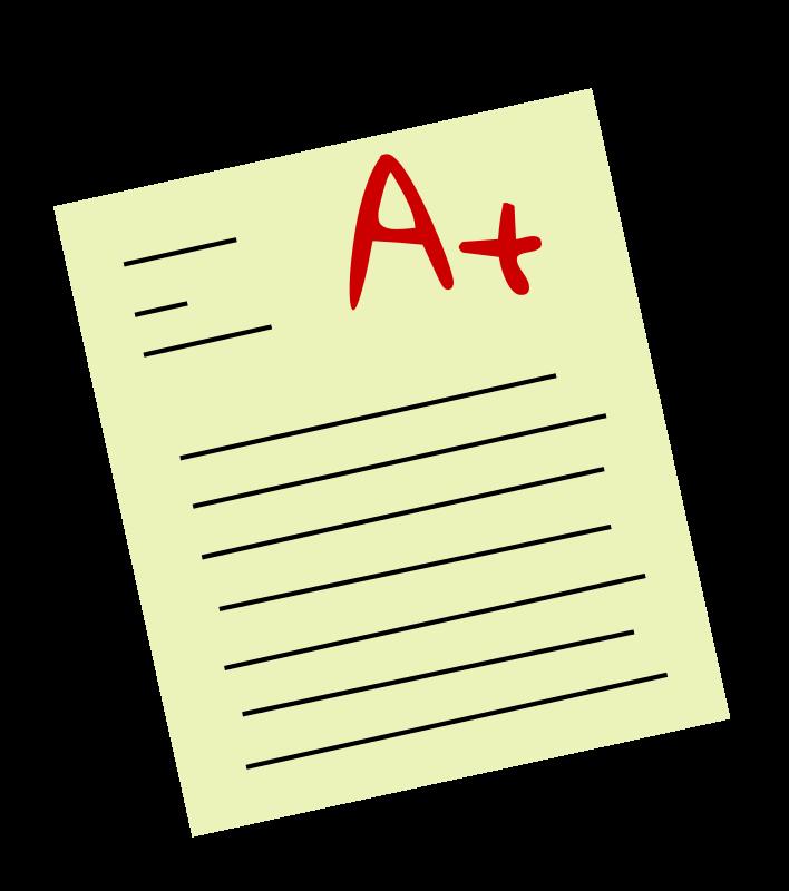 Fail clipart high grade To grades High How