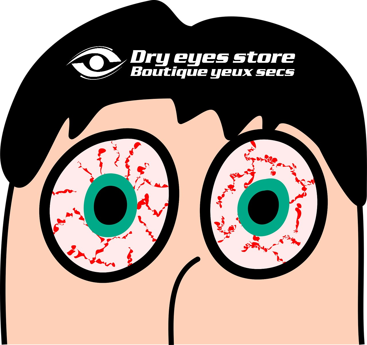 Fail clipart lack sleep Insomnia of Eyes and Dry