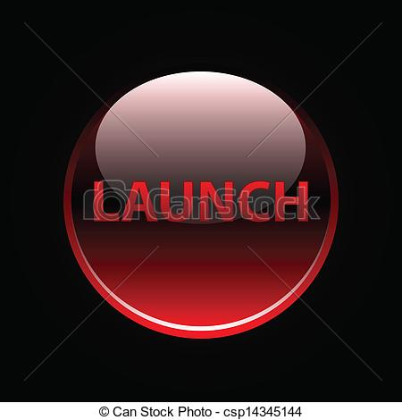 Fail clipart launch  launch black glossy on