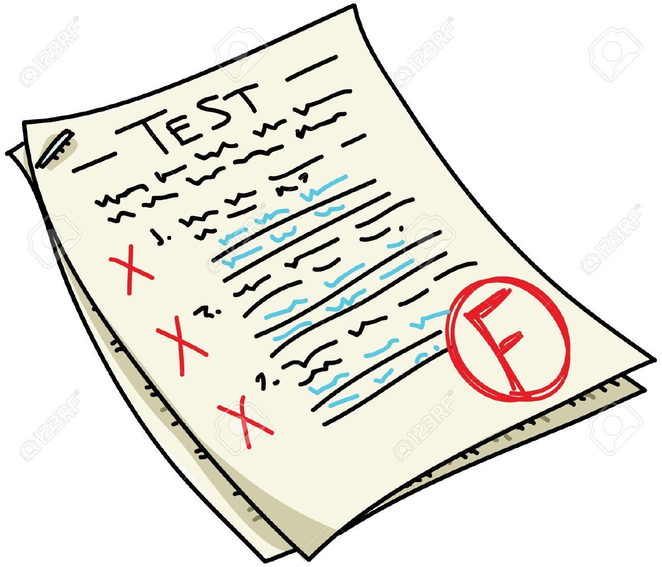 Fail clipart not Test that or test Fail