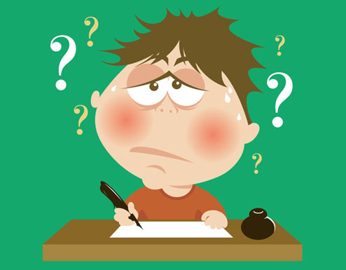 Desk clipart stressed teacher And Do Stress InformED To