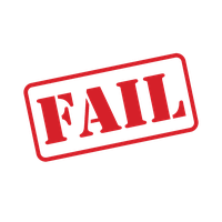 Fail clipart stamp Picture clipart Stamp images PNG