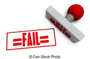 Fail clipart stamp Stamp term Fail showing Clip