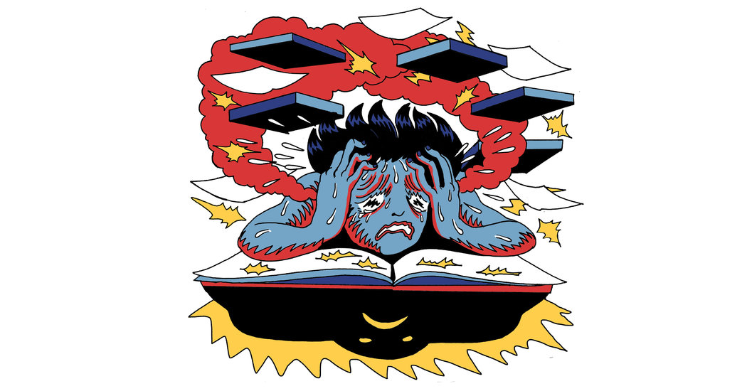 Fail clipart student stress Making New the The Times