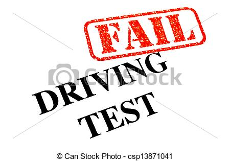 Fail clipart unsuccessful Drawing FAIL Driving of Failed