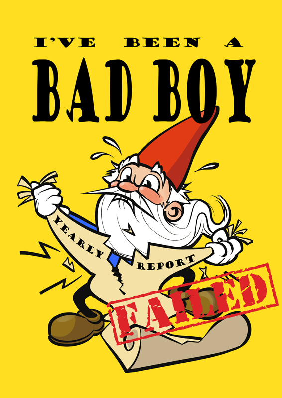 Fail clipart upset Failed Report Gnome LaserDatsun by