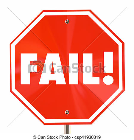 Fail clipart word Result Poor Sign Bad Fail
