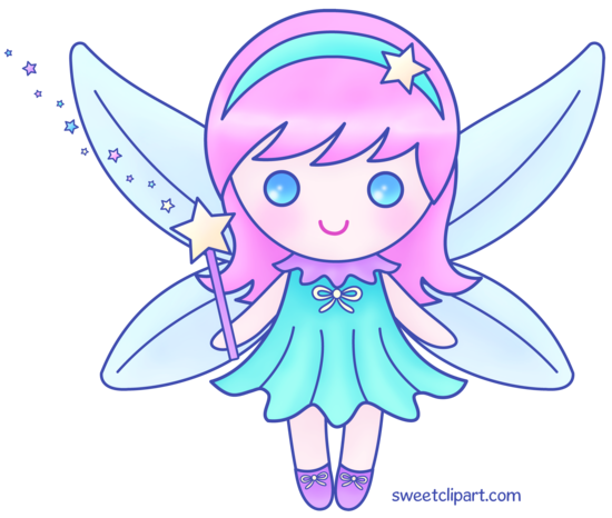 Fairy clipart 4 clipartix clipart Cliparting free