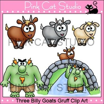 Billy Goat clipart three More on this 3 Pin