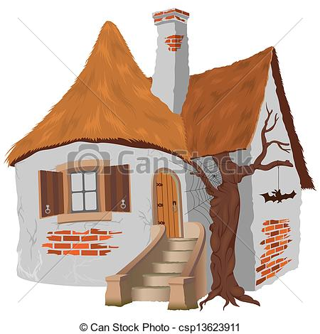 Cottage clipart fairytale cottage 13 Tale  651 Art