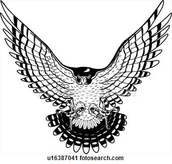 Bird clipart falcon School  Falcon football mascot