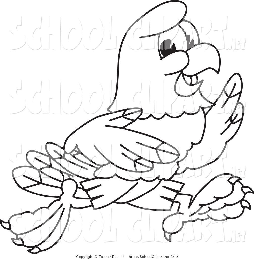 Bald Eagle clipart hawk Of Bald of a or