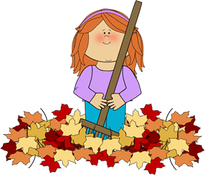 Fall clipart Images Leaves Art Clip Girl