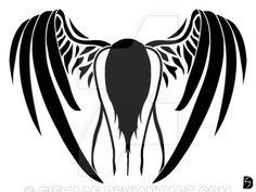 Fallen Angel clipart  (Good by Pinterest Symbol