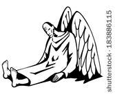 Fallen Angel clipart Clipart clipart #18 Angel Angel