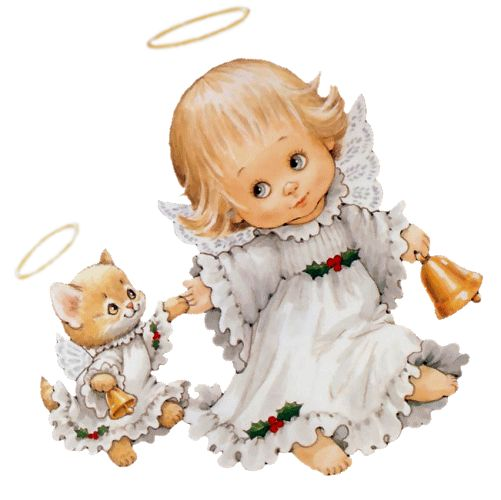 Cards clipart angel About Angels on  Pinterest