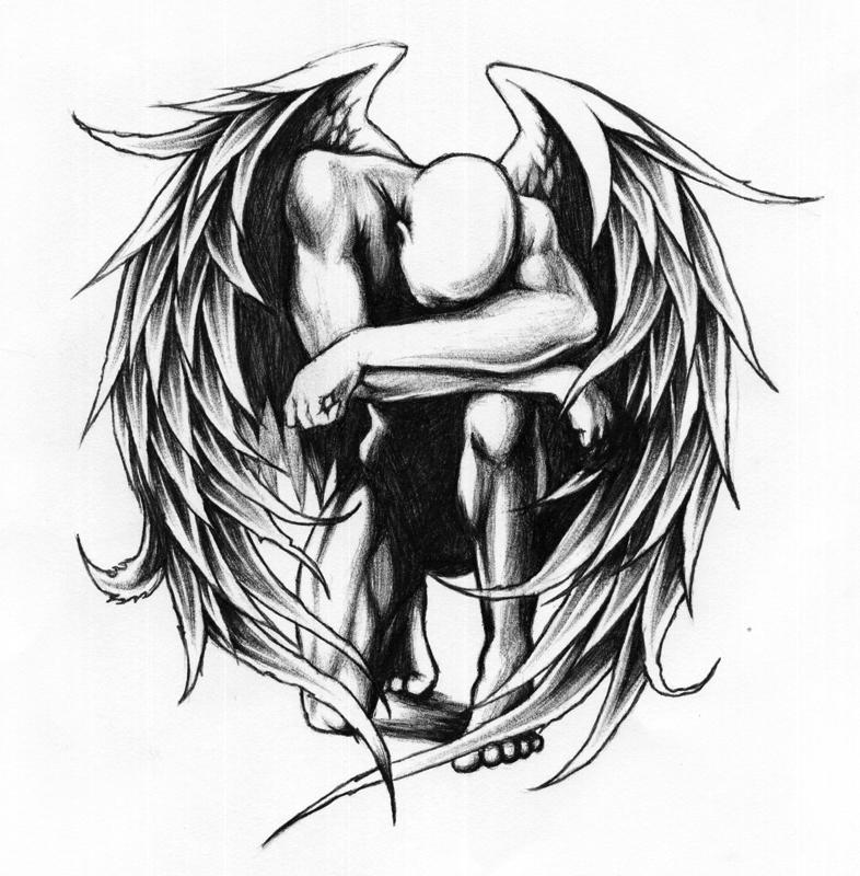Fallen Angel clipart deviantart On  MAJAMBAZI DeviantArt angel_majambazi