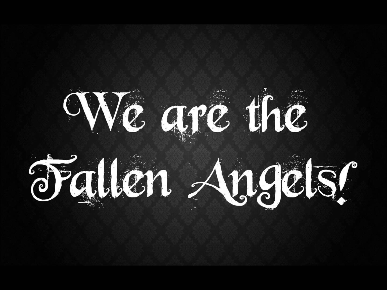 Fallen Angel clipart falen Veil Black Black YouTube [Lyrics]