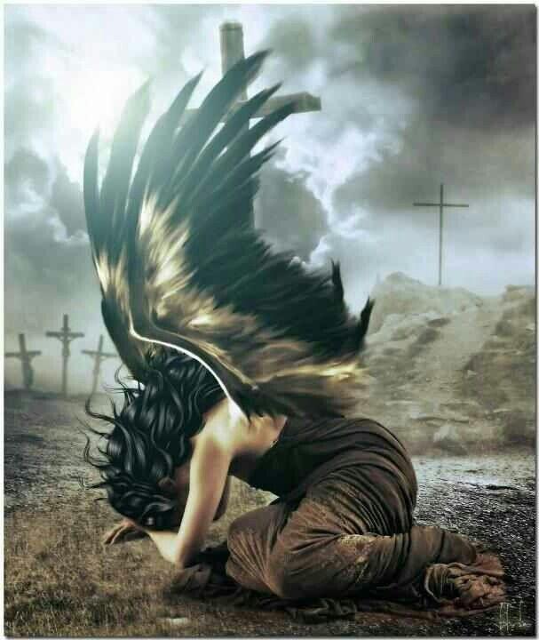 Fallen Angel clipart flash angel On 3831 Fallen angel Pinterest