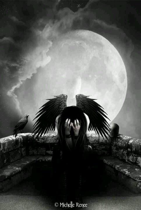 Fallen Angel clipart flash angel Goth 25+ Best Pinterest angel