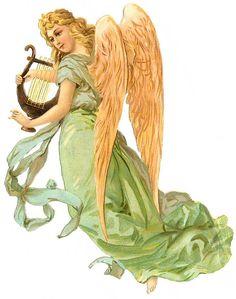 Fallen Angel clipart holy angel And Scrapbooking freebies vintage Vintage