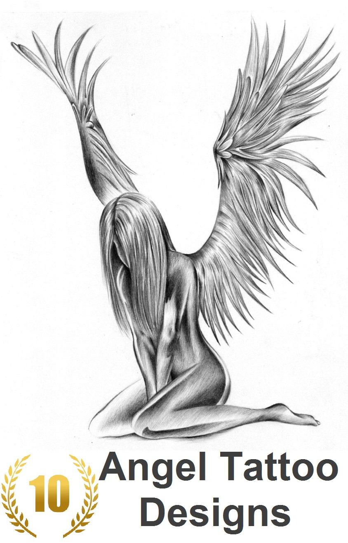 Fallen Angel clipart holy angel ANGEL HOLY HOLY tattoo Tattoo