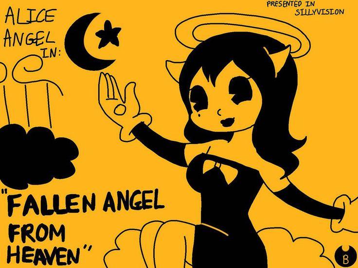 Fallen Angel clipart ink 55 ink heaven Mari machine