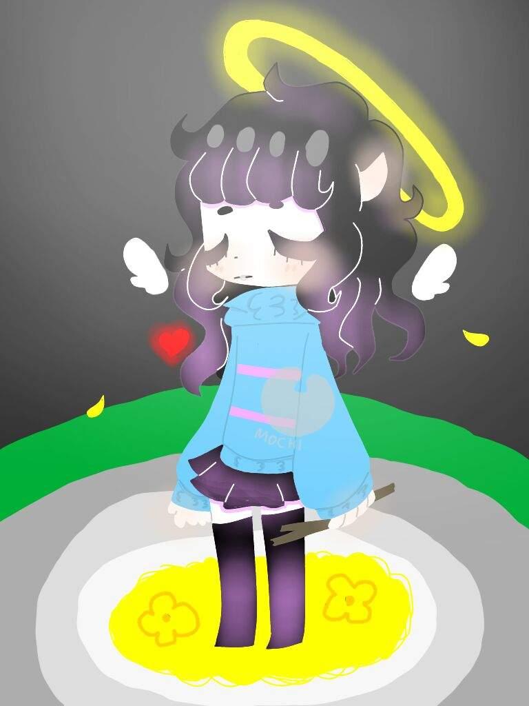 Fallen Angel clipart ink BATIM Amino Fallen {another ×