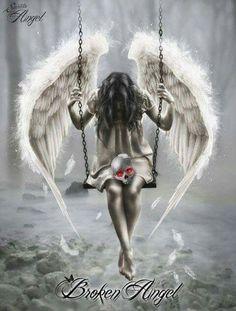 Fallen Angel clipart ink Fallen  Angels Us more
