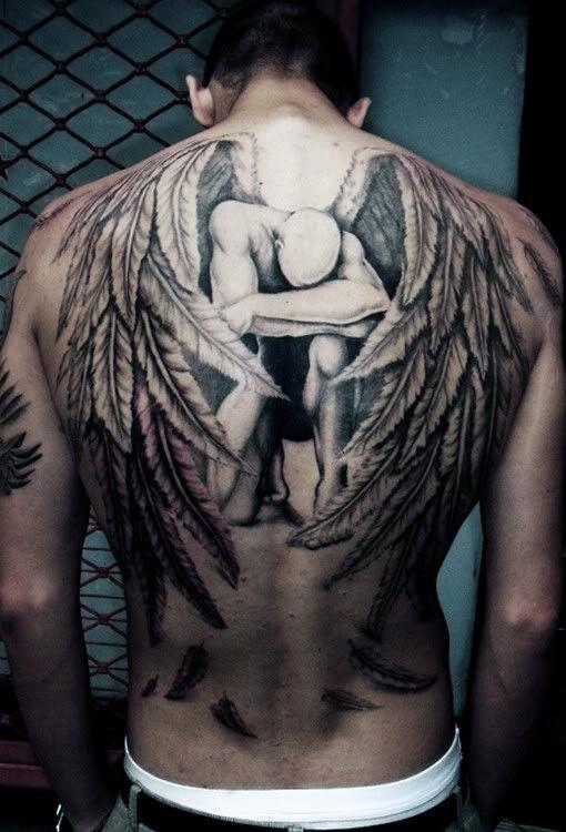 Fallen Angel clipart ink Tatuajes For tatuajes tatuajes Men