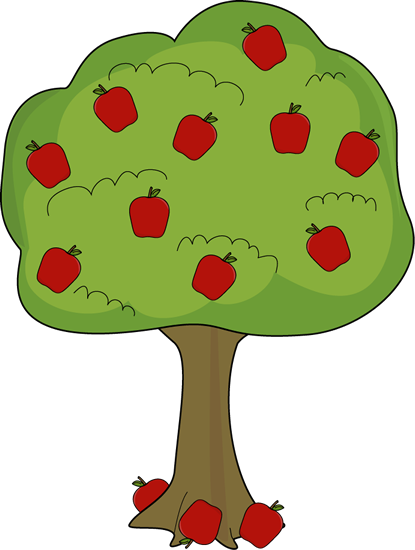 Fallen clipart Apple Falling Clipart Apples Apple Art Apple with
