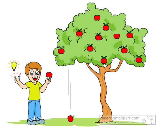 Fallen clipart Apple Falling Clipart Clipart Apple From (39+) Tree