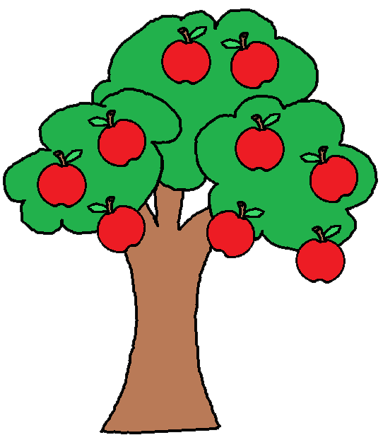 Fallen clipart Apple Falling Clipart Clipart Clipart Free Clipart Tree