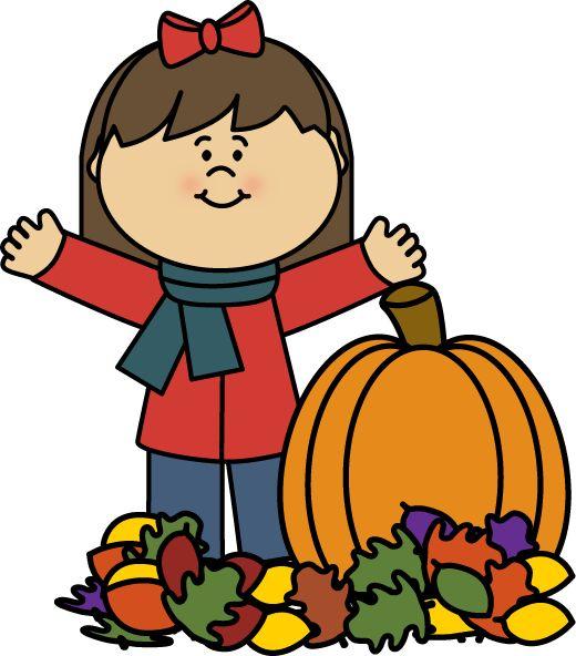 Harvest clipart autumn kid On 17 Fall Pinterest images