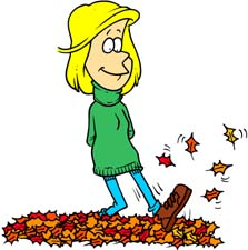 Season clipart fall weather #3