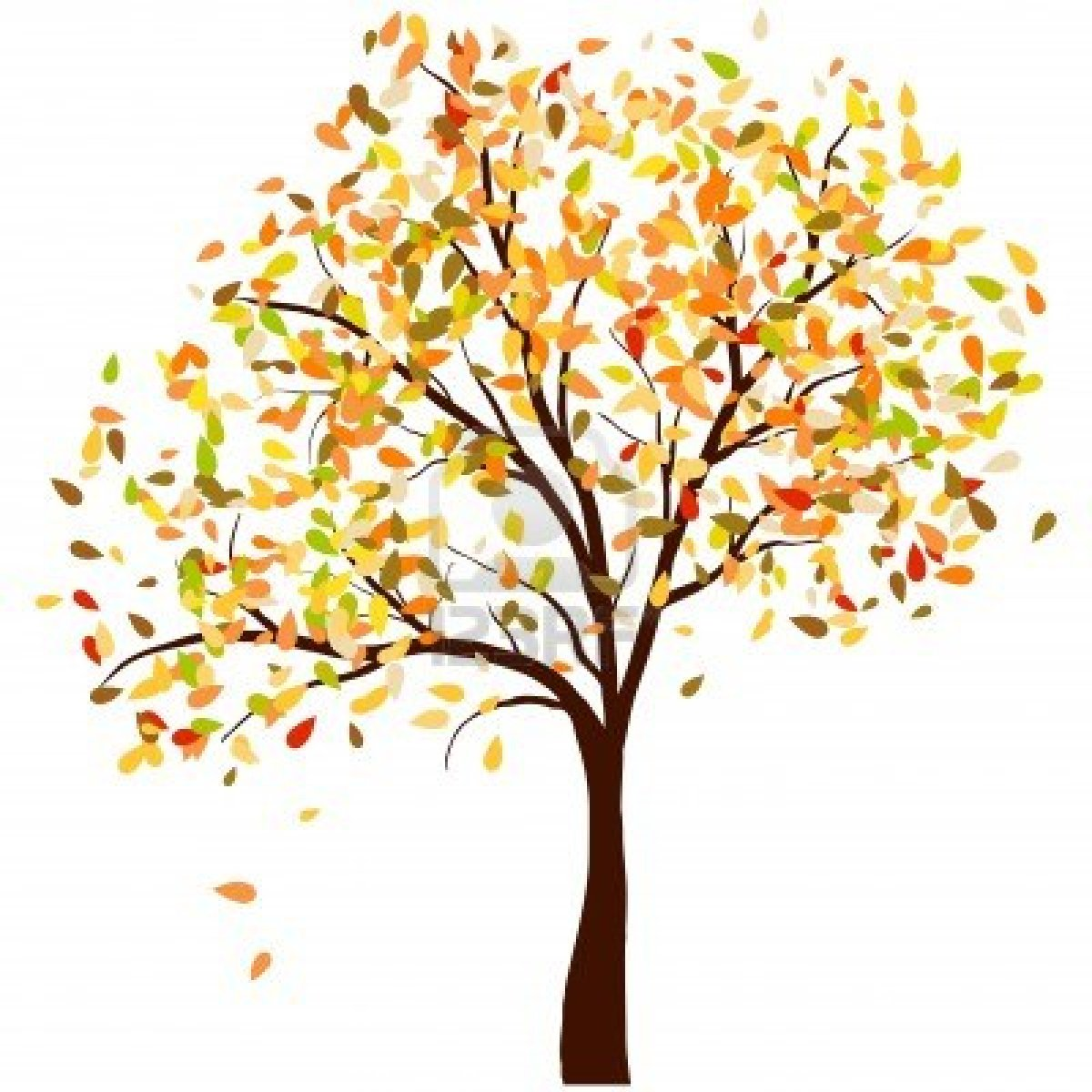 Branch clipart fall leaves Background and Falling autumnAutumn trees