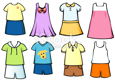 Boy clipart clothes Summer kids%20summer%20clothes%20clipart Images Clothes Free